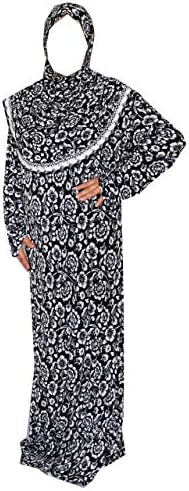 One Piece Islamic Prayer Dress