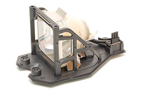 Alda PQ-Premium, Beamerlampe / Ersatzlampe kompatibel mit SP-LAMP-007, 21 188 für INFOCUS LP250 ASK C50 BOXLIGHT XP-55M GEHA COMPACT 205 A+K ASTROBEAM X120 PROXIMA DP2000X Projektoren, Lampe mit Gehäuse