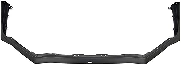 Front Bumper Lip Compatible With 2015-2018 Subaru WRX STI | Factory STI Style Black PP by IKON MOTORSPORTS