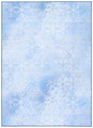 Safavieh Collection Inspired by Disney's Frozen II - Courage Rug (5' x 7')