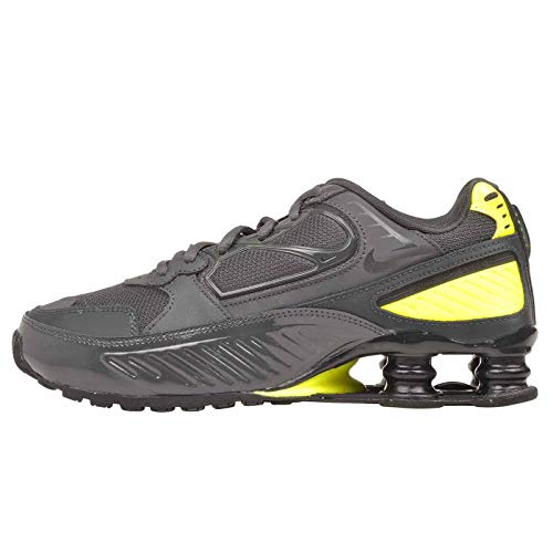 Nike BQ9001-008, Running Shoe Womens, Dark Smoke Grey/Black-Lemon Venom