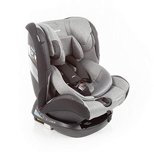 Cadeira Auto Ottima Fx Isofix 0-36kg Grey Brave - Infanti