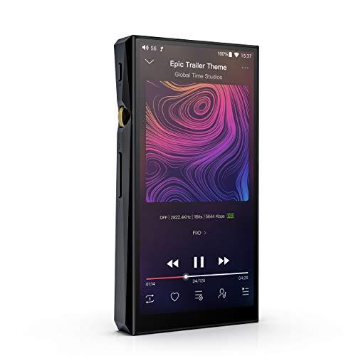 FiiO - Lettore musicale lossless M11 ad alta risoluzione, colore: nero