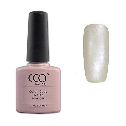 Esmalte de uñas en gel UV LED de CCO, color beige