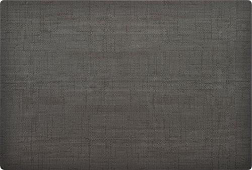 Duni 162972 Sets de table, EN SILICONE, 30 cm x 45 cm, Noir (Lot de 30)