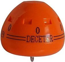 浮動ウキ DECETER(ディセター) オレンジ Mサイズ 0番