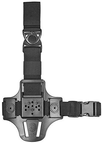 VEGA HOLSTER Plaque DE Cuisse Compact 8K17 Noir