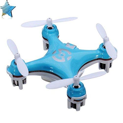 Bluelover Cheerson Cx-10 Cx10 Mini 2.4G 4Ch 6 Assi LED Rc Quadcopter Rtf