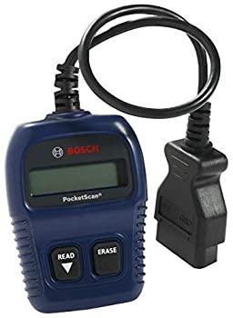 BOSCH Automotive Tools OBD 1000 Diagnostic Vehicle Scanner