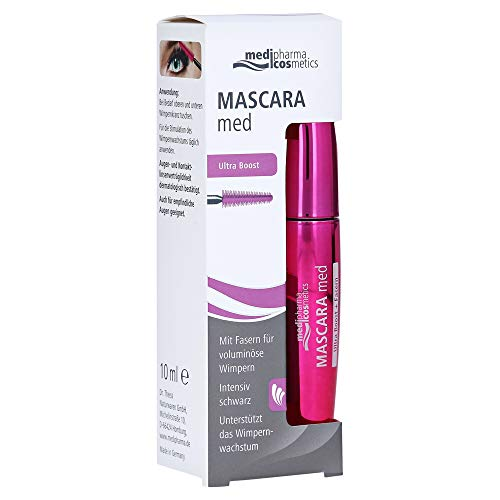 medipharma cosmetics Mascara med Ultra Boost, 10 ml