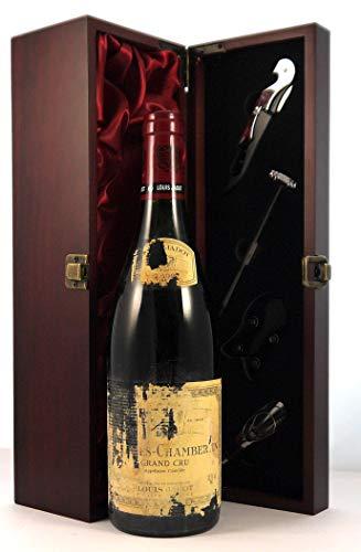 Charmes Chambertin Grand Cru 1999 Domaine Louis Jadot en una caja de...