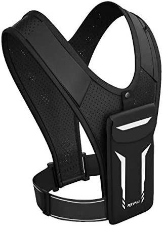 Running Vest REAVLI USA Original Patent USA Designed USA Warranty Reflective Running Vest Gear product image
