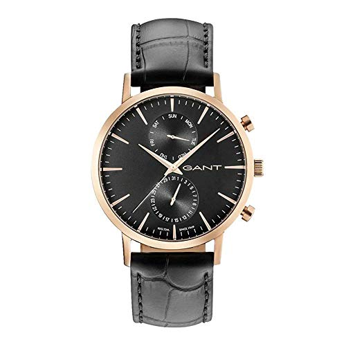 NEW COLLECTION MODEL WATCH GANT PARK HILL DAY-DATE