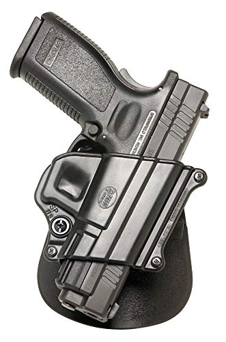 Fobus Roto Holster RH Paddle SP11BRP Springfield Armory XD /...