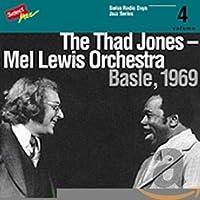 Basle, 1969 (Swiss Radio Days Jazz Series Volume 4)