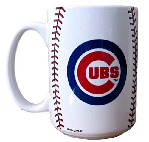 MUSTANG Chicago Cubs Kaffee- und Teetasse, 425 ml