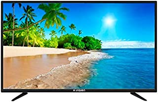 K-VISION Pantalla 40 Pulgadas Smart TV Full HD Android TV