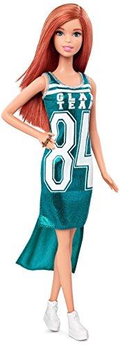 Barbie Fashionistas Glam Team Muñeca