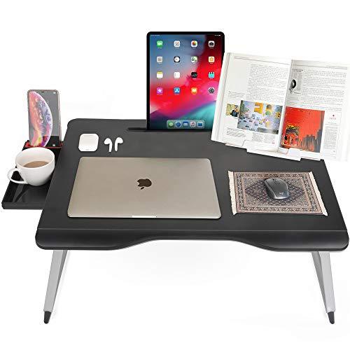 Cooper Cases MEGA TABLE 大型 折りたたみ ローテーブル ベッド (ブラック)