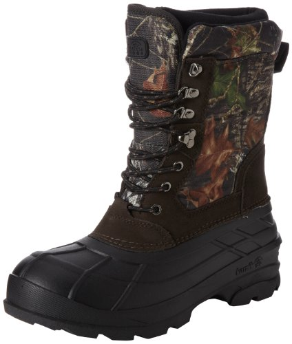 Kamik Men's Nation Camo Hunting Boot,Camo,9 M US