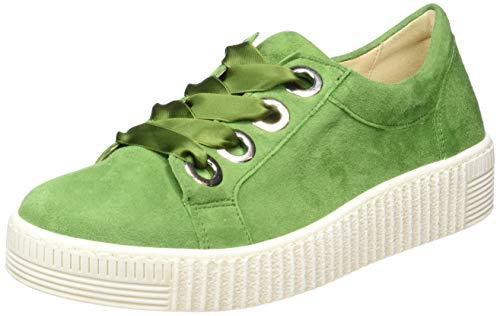Gabor Shoes Damen Jollys Sneaker, Grün (Klee 11), 40.5 EU