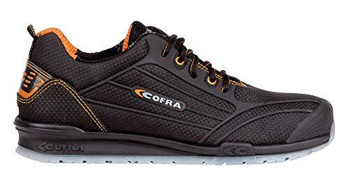 Cregan S3 SRC, Chaussures de Travail Cregan Taille 45 Noir Mixte Adulte