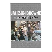 Jackson Browne The Pretender1 木製パズル300ピース楽しいパズル減圧パズル300ピースバースデーギフトホリデーギフト