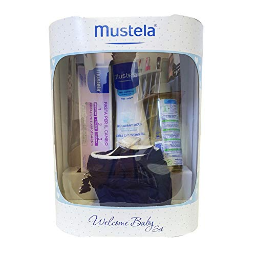 Set Regalo Mustela Welcome Baby Azzurro