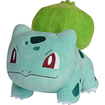 Pokemon 95225 8 INCH Plush-Bulbasaur, NO Colour by wicked cool