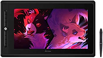 Artisul D16PRO 15.6Inch Pen Display with Stand Battery-Free Pen with 60°Tilt,1920 x 1080 FHD Graphic Drawing Monitor,...