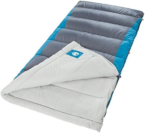 Top 10 Best coleman big and tall sleeping bag Reviews