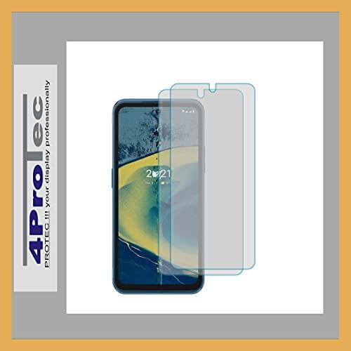 4ProTec | 2X Bildschirm-Schutz-Folie MATT für Nokia XR20 Dual SIM