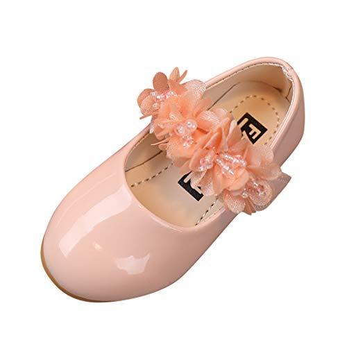 95 kinderen meisjes prinses ballerinas met bloem kleine kinderen schoenen infant baby meisjes individuele schoenen party prinses schoenen casual sneaker sandalen loopschoen kruipschoenen