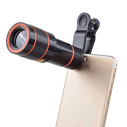 YUNYING Kit de lentes de cámara para teléfono celular,...
