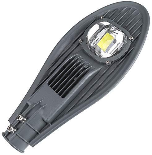 Lampadaire LED - Lampe LED pour la Rue, Rue, Lampe de Jardin pour éclairage de Jardin extérieur 85-265V (30W Blanc Froid)