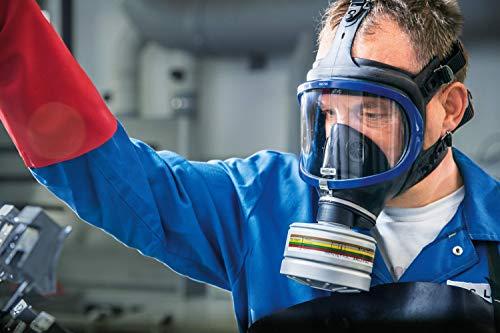 Dräger X-plore Rd40 Kombi-Filter A2B2E2K2Hg P3 für Gase, Dämpfe, Partikel   1 STK.   Filter für Vollmasken X-plore 6300 - 3