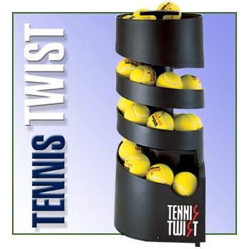Sports Tutor Tennis Twist - Beginner Tennis Machine - Battery Powered