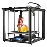 YUN CREALITY Ender-5 Plus Impresora 3D, tamaño de impresión 350 × 350 × 400 mm, fácil operación, Sensor Inteligente/autonivelación/sin temor a fallas de energía