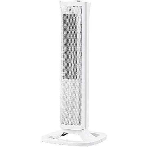 Wjmss 2000W Heizlüfter, mit Befeuchten und LED-Touch-Screen-Fernbedienung Einstellbare Thermostat Keramik PTC Vertikal...