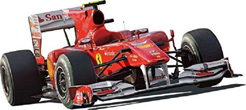 Fujimi modelo de serie 1/20 Gran Premio de Japoen No.19 Ferrari F10 / Alemania / Italia GP de plaestico
