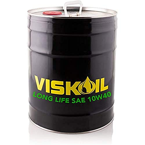 Lubrificanti Viskoil VISK10W4020LT 20 litros Aceite 10w40 para Motores Diesel