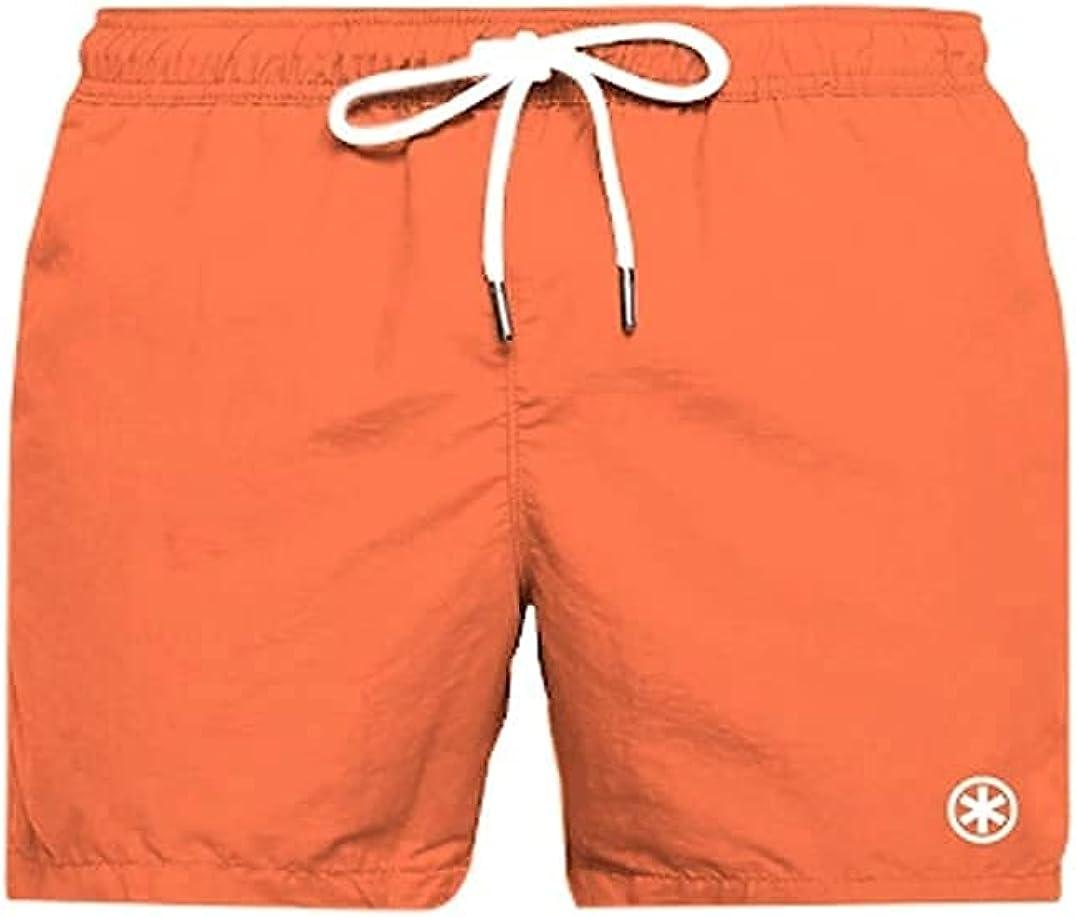 Muchachomalo Mens Shorts - Multicolor Comfortable Swim Shorts for Men, Summer Beach Parties  Free Boxer Short