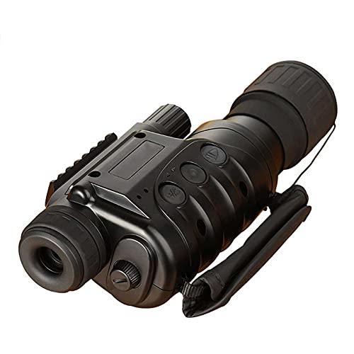 Adesign Cámara infrarroja monocular de la visión Nocturna de 8x60 - Visión Nocturna Gafas para la Caza y Vida Silvestre