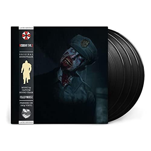 Resident Evil 2 (2019) (180g 4lp Box Set) [Vinyl LP]