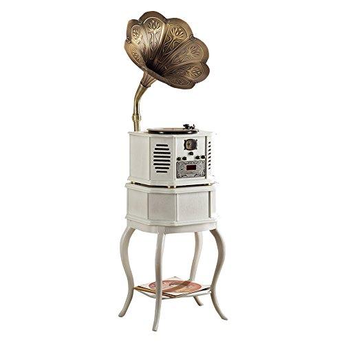 Preisvergleich Produktbild , sitang Antike Drehscheiben Lautsprecher Retro-Vintage-Plattenspieler Plattenspieler Continental MLG662G