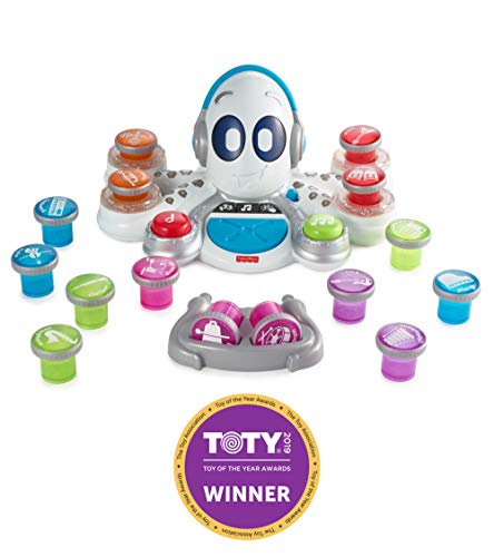 The Think and Learn Roctopus is one of the best toys for 3 year old girls in 2019
