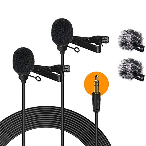 Microfoni esterni per registratori vocali