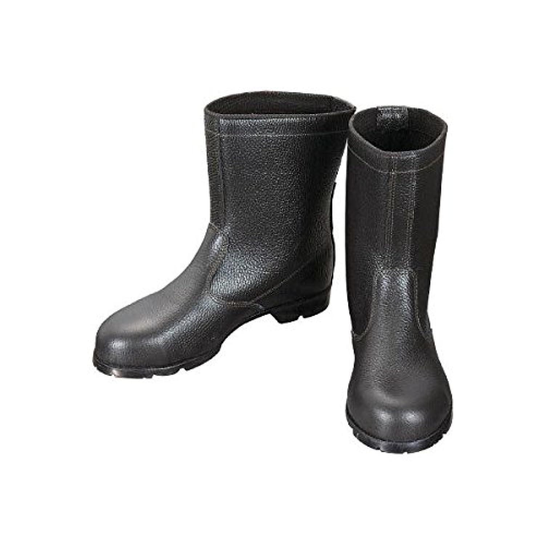 シモン 安全靴 半長靴 AS24 24.5cm AS24-24.5