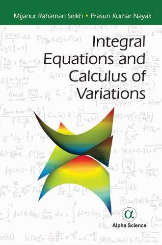 Integral Equations and Calculus of Variations