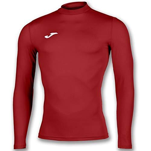 Joma Academy Camiseta Termica, Hombre, Rojo, L-XL